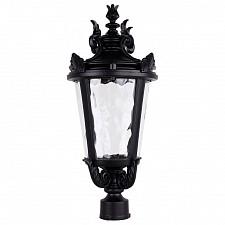 Наземный низкий светильник Прага 11363