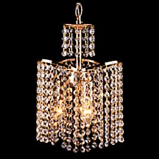 Подвесной светильник Eurosvet 3123/3 золото Strotskis 3123
