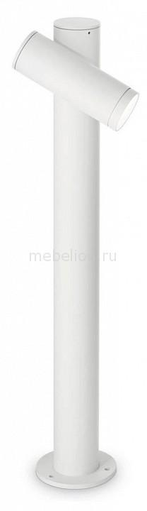 Наземный низкий светильник Ideal Lux NEOS PT1 BIANCO