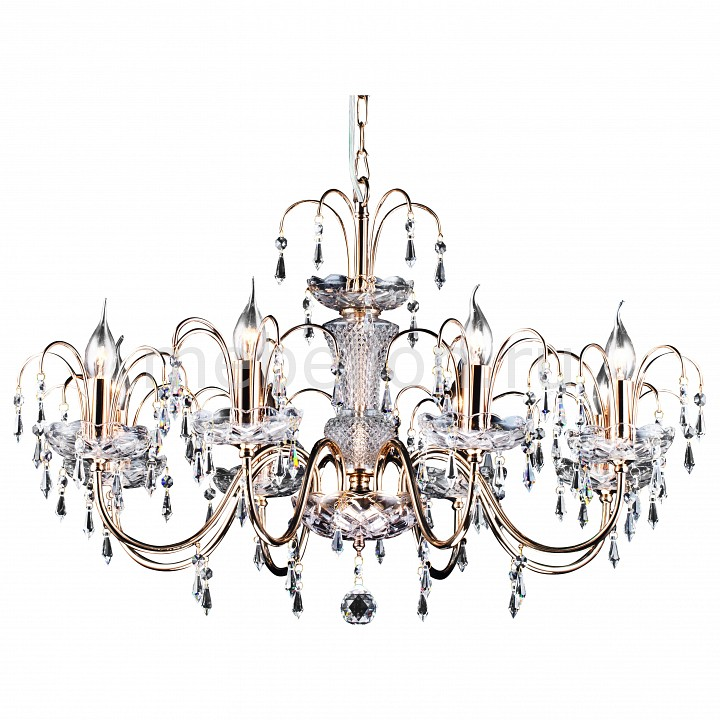 Подвесная люстра Arte Lamp A3054LM-8GO Sparkles