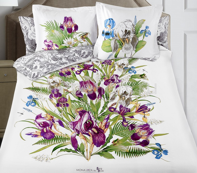 Комплект евростандарт Mona Liza Iris портьера mona liza 200х275 см 2 шт галия