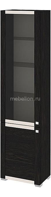 Шкаф-витрина Фиджи ШК(07)_32-21_18 венге цаво/дуб белфорт