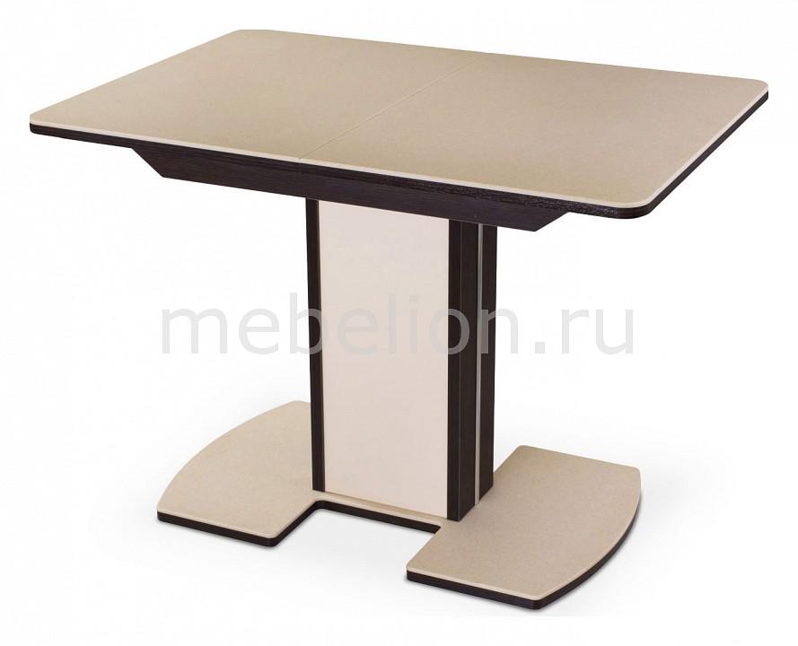 Стол обеденный Альфа ПР с камнем