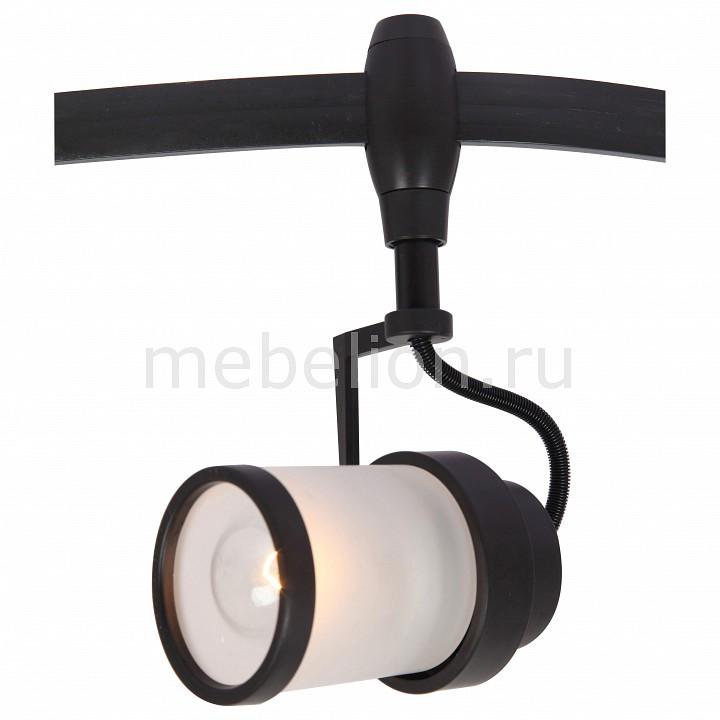 Светильник на штанге Arte Lamp Rails A3056PL-1BK Rails A3056 A3056PL-1BK комплект arte lamp rails a3056pl 6wh rails a3056 a3056pl 6wh