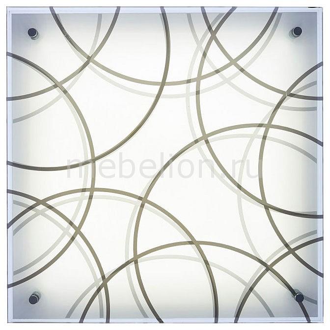 Накладной светильник Sonex Omaka 2204/CL sonex 3204 dl sn18 000 белый серый н п светильник led 48w 220v omaka