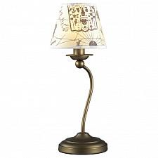 Настольная лампа декоративная Rotar 2769/1T