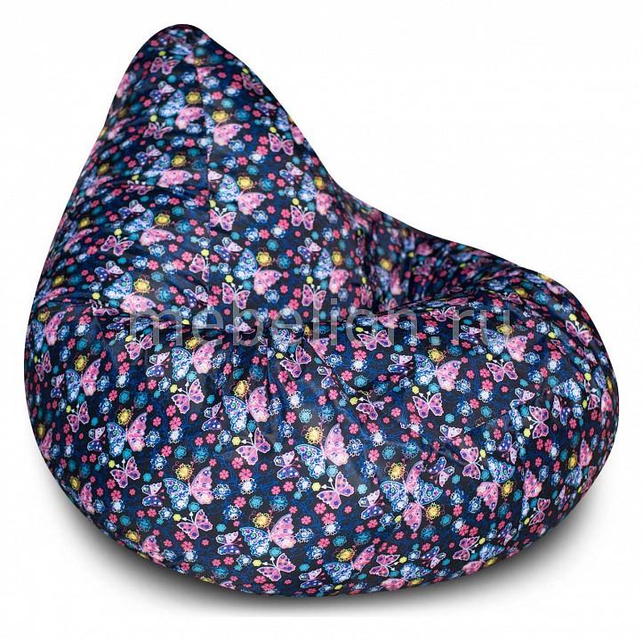 Кресло-мешок Dreambag Бабочки (оксфорд) II пуф dreambag круг cherry