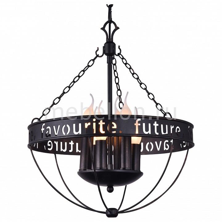 Купить Подвесная люстра Fortune 1502-6P, Favourite, Германия