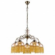 Подвесная люстра Arte Lamp A9560LM-5AB Perlina