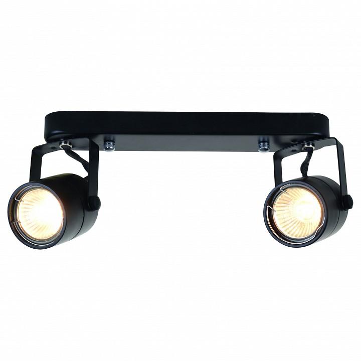 Купить Бра Lente A1310PL-2BK, Arte Lamp, Италия