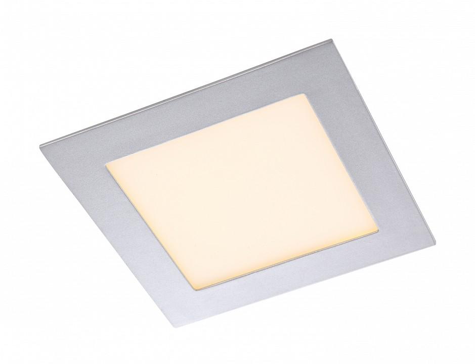 Встраиваемый светильник Downlights Led A7416PL-1GY mebelion.ru 1800.000