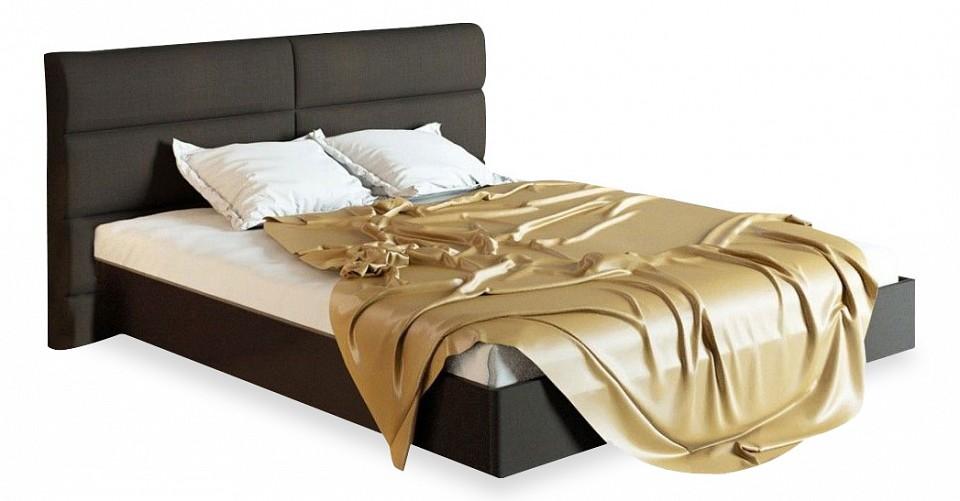 Кровать двуспальная Наоми СМ-208.01.04  комод с пеленальным столиком слоновая кость