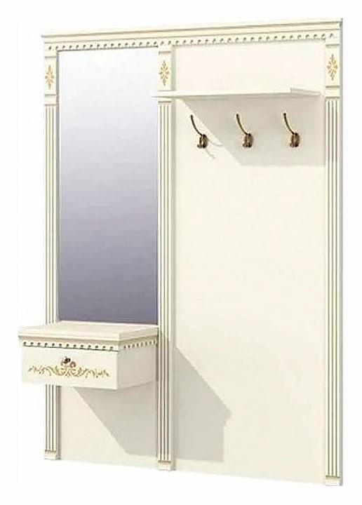 Вешалка-полка Мебель-Неман Версаль МН-030-02 мебель неман орхидея сп 002 09 ольха