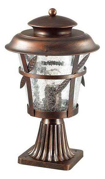 Купить Наземный низкий светильник Aletti 4052/1B, Odeon Light, Италия