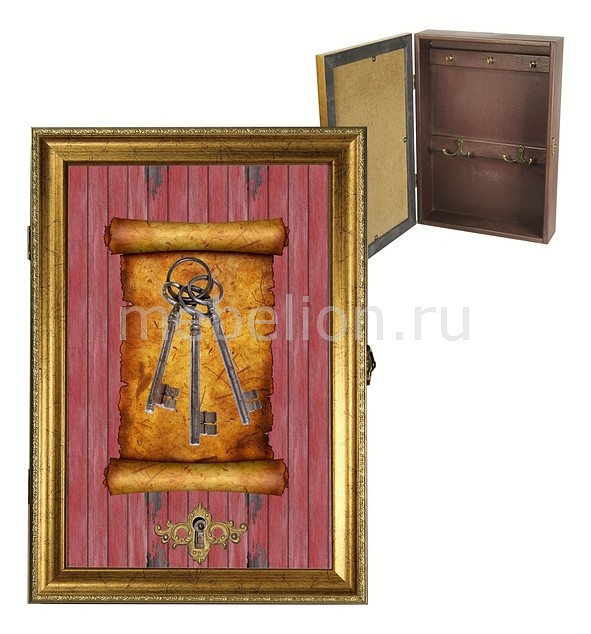 Ключница Акита (24х34 см) Ключи 312-3