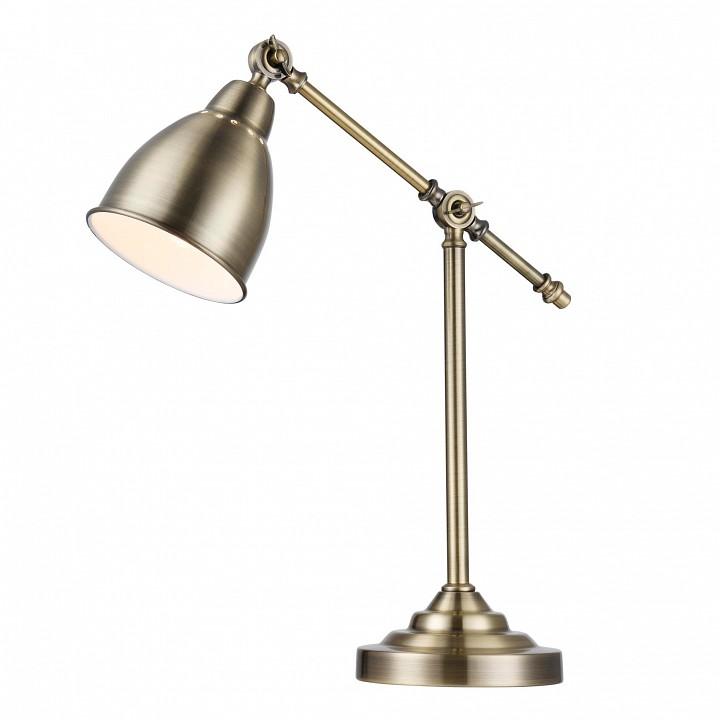 Настольная лампа офисная Maytoni Domino MOD142-TL-01-BS настольная лампа офисная maytoni domino mod142 tl 01 n