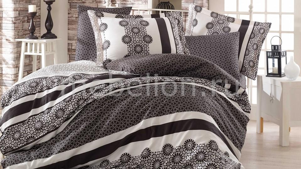 Комплект евростандарт HOBBY Home Collection LISA полотенце lisa 7 штук quelle my home 325932