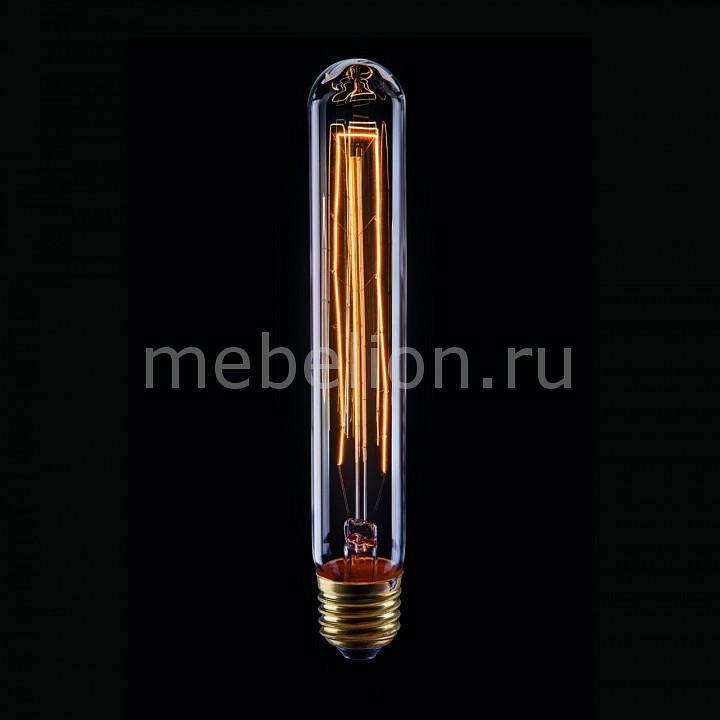 Лампа накаливания Voltega Loft E27 220В 60Вт 2200K 5933 лампа накаливания loft e27 220в 2200k 60вт