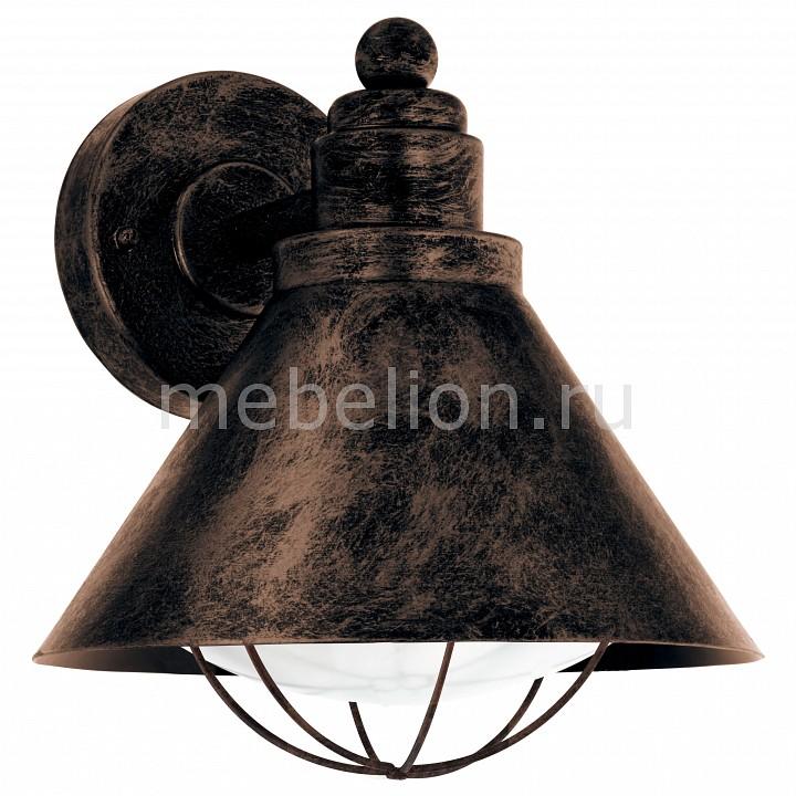Светильник на штанге Eglo Barrosela 94858 светильник уличный eglo 94858