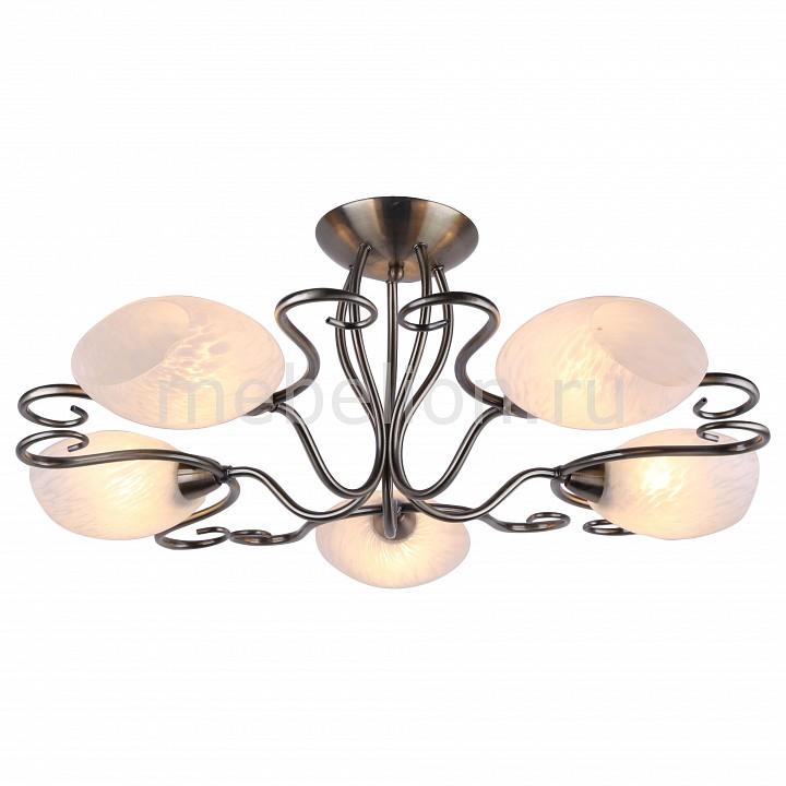 Люстра на штанге Arte Lamp Zetta A6200PL-5AB arte lamp потолочная люстра arte lamp zetta a6200pl 5ab