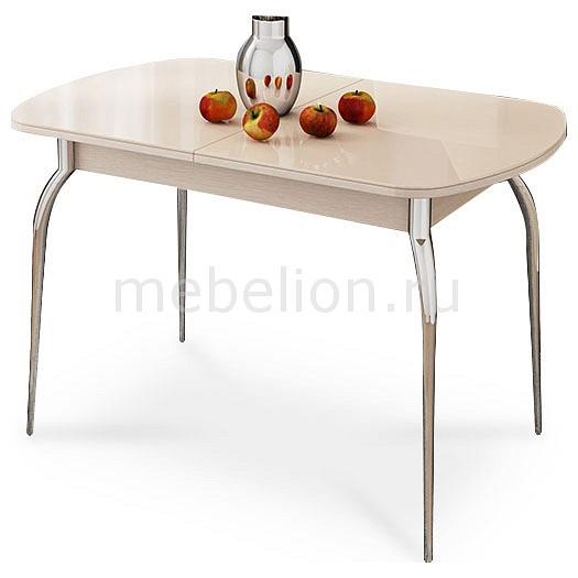 Стол обеденный Мебель Трия Милан СМ-203.22.01 стол обеденный мебель трия милан см 203 23 15