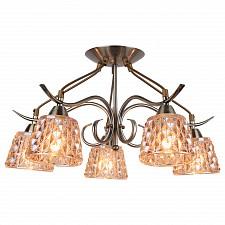 Потолочная люстра Arte Lamp A6185PL-5AB Gemma