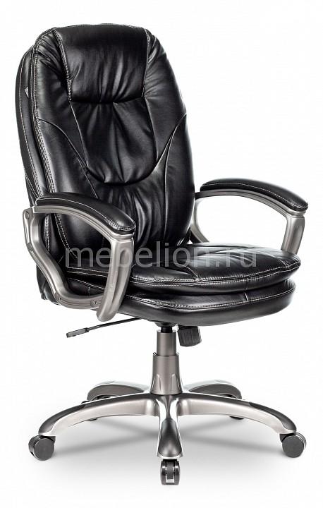 Кресло компьютерное Бюрократ Бюрократ Ch-868AXSN черное