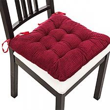 Подушка на стул Вельвет