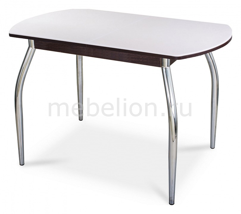 Стол обеденный Альфа ПО-1 с камнем