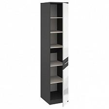 Шкаф для белья Сити СМ-194.07.002 тексит/каттхилт