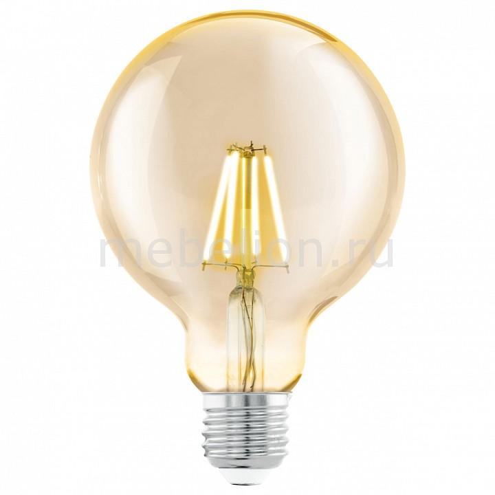 Лампа светодиодная [поставляется по 10 штук] Eglo Лампа светодиодная G95 E27 4Вт 2200K 11522 [поставляется по 10 штук] лампа светодиодная eglo a75 e27 4вт 2200k 11555 page 8