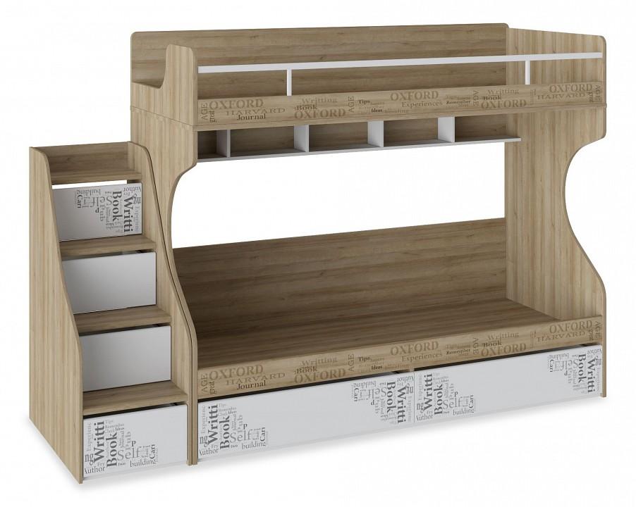 Кровать двухъярусная ТриЯ Оксфорд СМ-139.11.012
