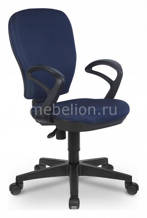 Кресло компьютерное Бюрократ Бюрократ CH-513AXN темно-синее бюрократ офисное ch 513axn черное