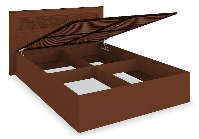 Кровать двуспальная Александрия 625.030.000  схема двухъярусной кровати с диваном