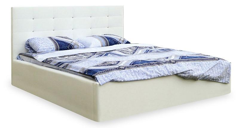Кровать полутораспальная Олимп-мебель Виктория 1400