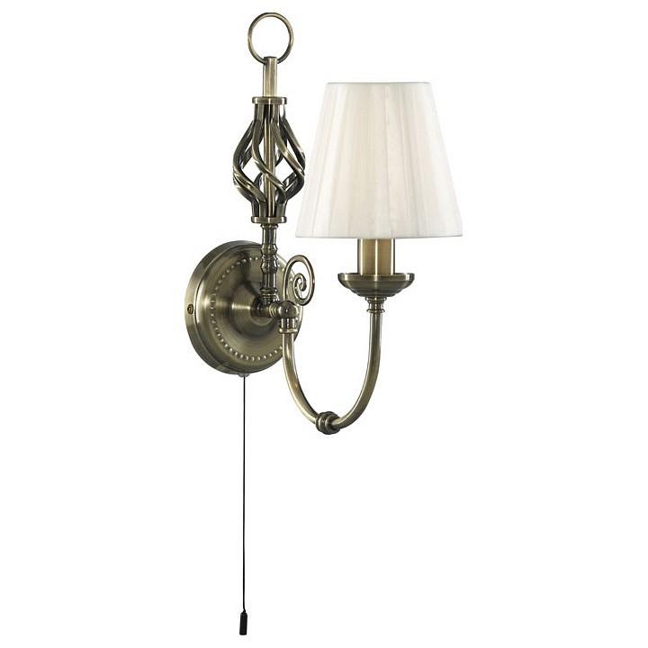 Бра Arte Lamp Zanzibar A8390AP-1AB arte lamp a8390ap 1ab
