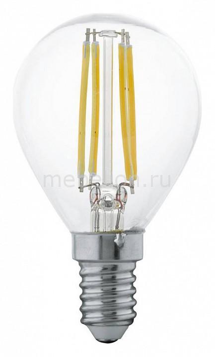 Лампа светодиодная Eglo P45 E14 4Вт 2700K 11499 лампа светодиодная eglo p45 e14 4вт 3000k 11419