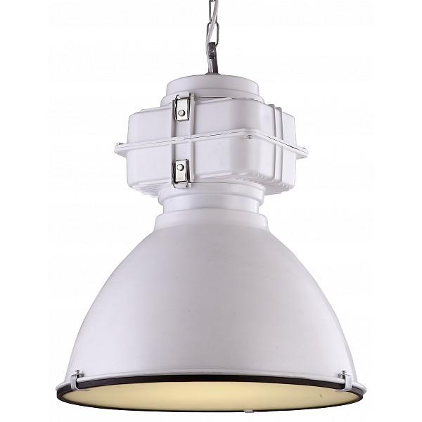 Подвесной светильник Arte LampLoft A5014SP-1WHАртикул - AR_A5014SP-1WH, Бренд - Arte Lamp (Италия), Серия - Loft, Гарантия, месяцы - 24, Время изготовления, дней - 1, Рекомендуемые помещения - Гостиная, Кабинет, Прихожая, Спальня, Высота, мм - 580-1520, Диаметр, мм - 480, Цвет плафонов и подвесок - белый, Цвет арматуры - белый, Тип поверхности плафонов и подвесок - матовый, Тип поверхности арматуры - матовый, Материал плафонов и подвесок - металл, стекло, Материал арматуры - металл, Лампы - компактная люминесцентная [КЛЛ] ИЛИнакаливания ИЛИсветодиодная [LED], цоколь E27; 220 В; 60 Вт, , Класс электробезопасности - I, Лампы в комплекте - отсутствуют, Общее кол-во ламп - 1, Количество плафонов - 1, Возможность подключения диммера - можно, если установить лампу накаливания, Степень пылевлагозащиты, IP - 20, Диапазон рабочих температур - комнатная температура, Дополнительные параметры - способ крепления светильника к потолку – на крюке<br><br>Артикул: AR_A5014SP-1WH<br>Бренд: Arte Lamp (Италия)<br>Серия: Loft<br>Гарантия, месяцы: 24<br>Время изготовления, дней: 1<br>Рекомендуемые помещения: Гостиная, Кабинет, Прихожая, Спальня<br>Высота, мм: 580-1520<br>Диаметр, мм: 480<br>Цвет плафонов и подвесок: белый<br>Цвет арматуры: белый<br>Тип поверхности плафонов и подвесок: матовый<br>Тип поверхности арматуры: матовый<br>Материал плафонов и подвесок: металл, стекло<br>Материал арматуры: металл<br>Лампы: компактная люминесцентная [КЛЛ] ИЛИ&lt;br&gt;накаливания ИЛИ&lt;br&gt;светодиодная [LED],цоколь E27; 220 В; 60 Вт,<br>Класс электробезопасности: I<br>Лампы в комплекте: отсутствуют<br>Общее кол-во ламп: 1<br>Количество плафонов: 1<br>Возможность подключения диммера: можно, если установить лампу накаливания<br>Степень пылевлагозащиты, IP: 20<br>Диапазон рабочих температур: комнатная температура<br>Дополнительные параметры: способ крепления светильника к потолку – на крюке