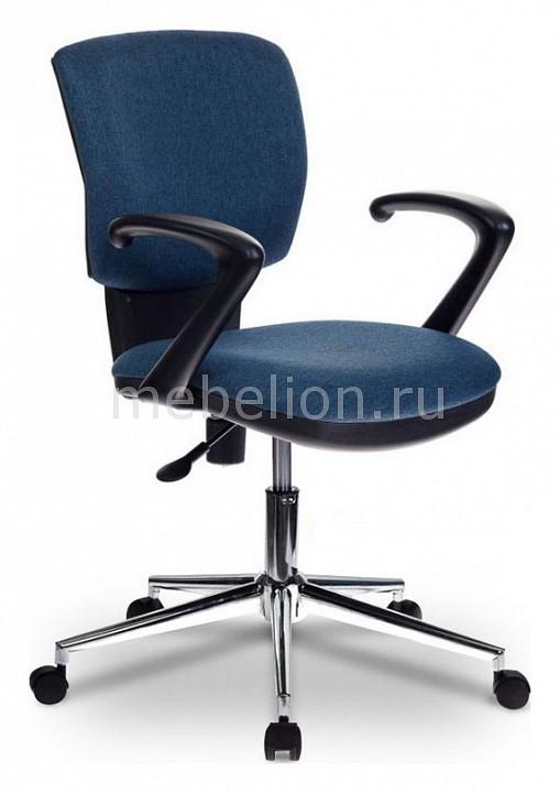 цена Кресло компьютерное Бюрократ CH-636AXSL/DENIM