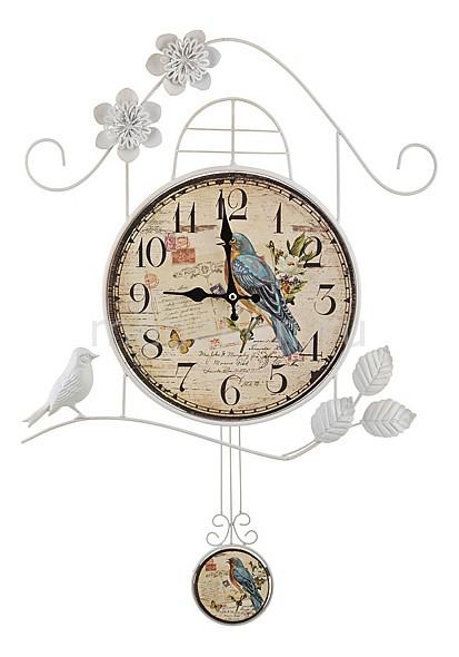 Настенные часы (39х40 см) Art 799-076