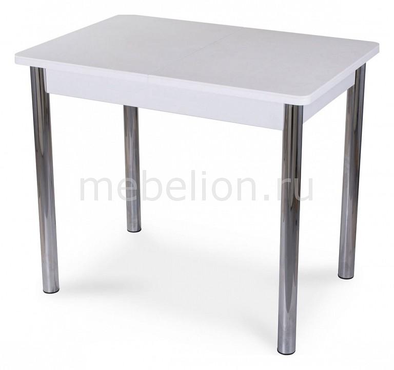 Стол обеденный Домотека Альфа ПР-М с камнем