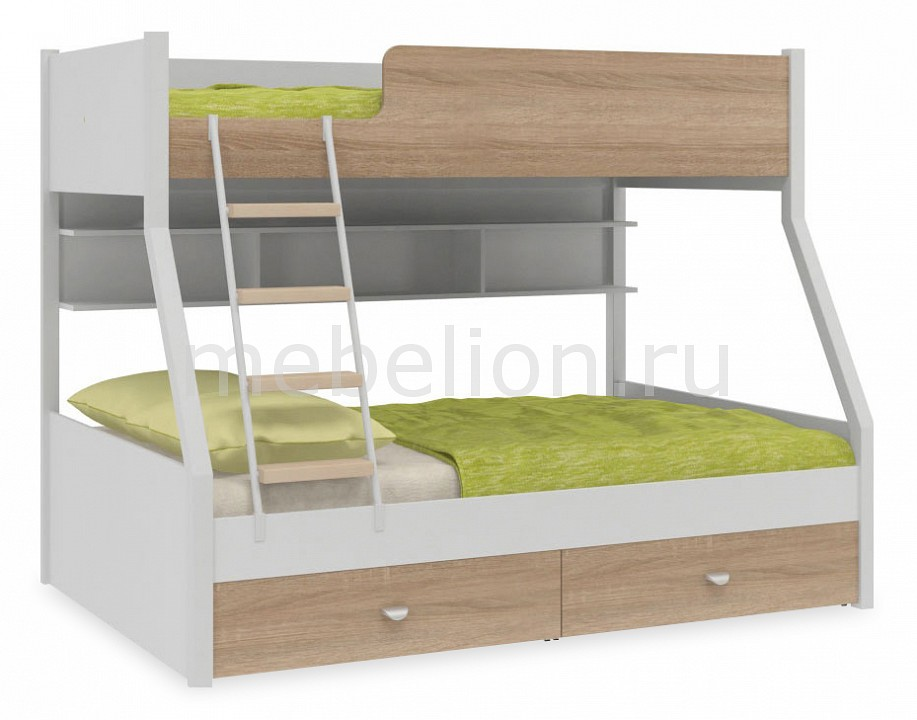 Кровать двухъярусная Golden Kids 3
