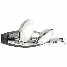 Бра IDLamp 340/3A-Blackchrome 340