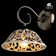 Бра Arte Lamp A5387AP-1AB Carved