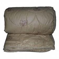 Одеяло двуспальное стеганное Шерстепон Верб