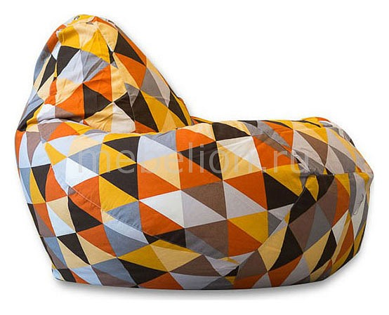 Кресло-мешок Янтарь III  пуфик чемодан