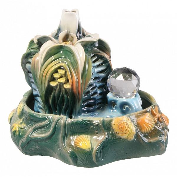 Фонтан настольный interier-ex(30х23х22 см) Каменный цветок Ф29Артикул - INT_F29,Бренд - interier-ex (Россия),Серия - Каменный цветок,Ширина, мм - 300,Высота, мм - 220,Выступ, мм - 230,Материал - фарфор,Цвет - голубой, зеленый, желтый,Тип поверхности - глянцевый,Дополнительные параметры - работает от сети;напряжение 220 V;ручная работа;стекловидная глазурь не облетает и не протекает;легко разбирается для чистки,Гарантия, месяцев - 36 месяцев,Масса, кг - 3.5<br><br>Артикул: INT_F29<br>Бренд: interier-ex (Россия)<br>Серия: Каменный цветок<br>Ширина, мм: 300<br>Высота, мм: 220<br>Выступ, мм: 230<br>Материал: фарфор<br>Цвет: голубой, зеленый, желтый<br>Тип поверхности: глянцевый<br>Дополнительные параметры: работает от сети;&lt;br&gt;напряжение 220 V;&lt;br&gt;ручная работа;&lt;br&gt;стекловидная глазурь не облетает и не протекает;&lt;br&gt;легко разбирается для чистки<br>Гарантия, месяцев: 36 месяцев<br>Масса, кг: 3.5