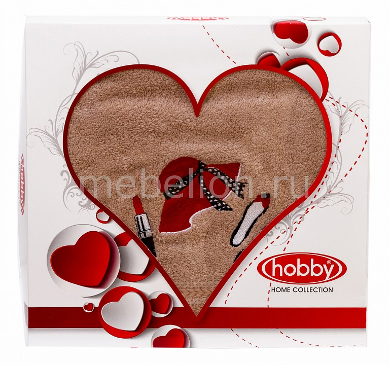 Полотенце для лица HOBBY Home Collection (50х90 см) LOVE