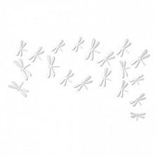 Фигура настенная Umbra Набор фигур настенных (30.5х22.4 см) Wallflutter 470070-660