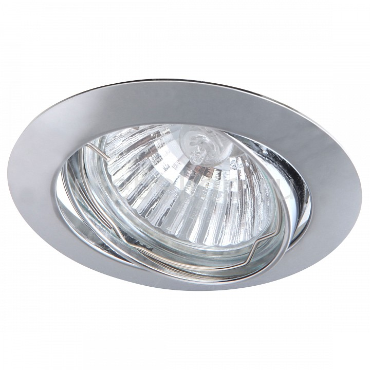 Комплект из 3 встраиваемых светильников Arte Lamp A2105PL-3CC Basic